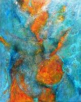 Ursula-Venosta-Abstraktes-Moderne-Expressionismus-Abstrakter-Expressionismus