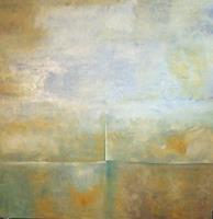 Klaus-Behncke-Landschaft-See-Meer-Natur-Wasser-Gegenwartskunst--Gegenwartskunst-