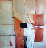 Klaus-Behncke-Abstraktes-Gegenwartskunst--Gegenwartskunst-