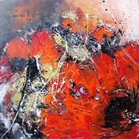 ingeborg-zinn-Abstraktes-Dekoratives-Moderne-Abstrakte-Kunst