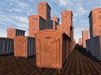 Slav-Nedev-Architektur-Fantasie-Gegenwartskunst-Gegenwartskunst