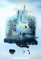 Ute-Bescht-Tiere-Land-Fantasie-Moderne-Avantgarde-Surrealismus