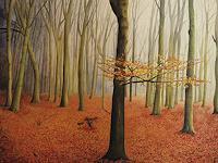 Daniela-Boeker-Natur-Wald-Landschaft-Herbst-Neuzeit-Realismus