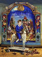 Victoria-Francisco-Fantasie-Fantasie-Moderne-Symbolismus