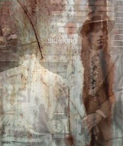 andré schmucki, sidelong 2011_andre schmucki, Abstraktes, Menschen: Mann, New Image Painting, Expressionismus