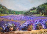 Ellen-Fasthuber-Huemer-Landschaft-Sommer-Moderne-Impressionismus-Postimpressionismus