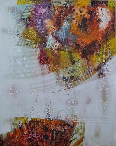 zaman Jassim, Reflection, Abstraktes, Neuzeit