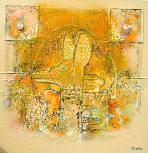 Bernhard Ost, Ägyptisches Orakel, Diverses, Gegenwartskunst