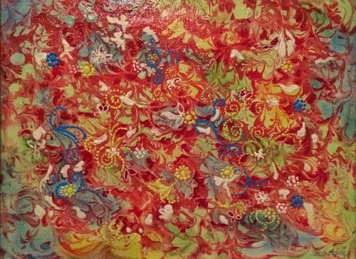 Bernhard Ost, Slow motion, Abstraktes, Diverses, Abstrakte Kunst