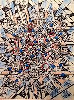 Bernhard-Ost-1-Abstraktes-Abstraktes-Moderne-Abstrakte-Kunst