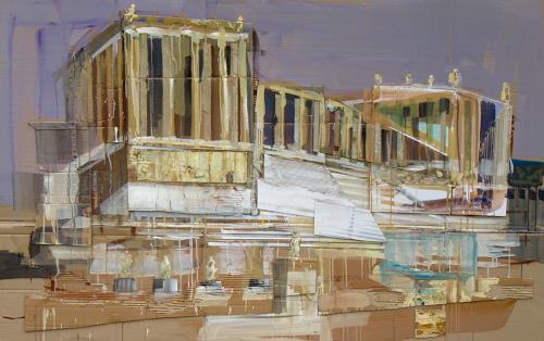 Ernest Hiltenbrand, Pergamonaltar,, Geschichte, Architektur, Neuzeit