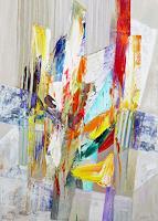 Ernest-Hiltenbrand-Abstraktes-Abstraktes-Moderne-Abstrakte-Kunst-Informel