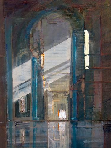 Ernest Hiltenbrand, Novices, Bauten: Kirchen, Architektur, Neo-Expressionismus