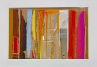 Ernest-Hiltenbrand-Fantasie-Dekoratives-Moderne-Abstrakte-Kunst
