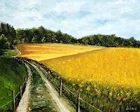 Anka-Hubrich-Landschaft-Sommer