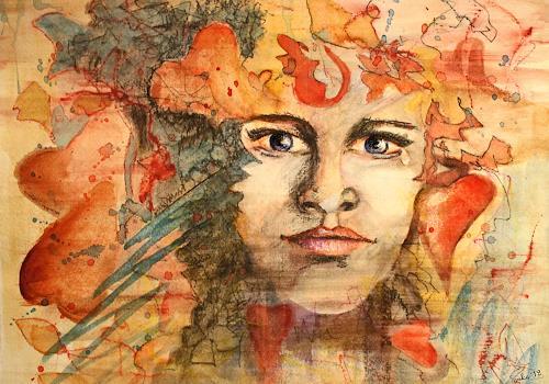 Anka Hubrich, ohne Namen, Fantasie