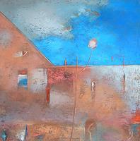 Kestutis-Jauniskis-Architektur-Bauten-Haus-Moderne-Abstrakte-Kunst-Action-Painting