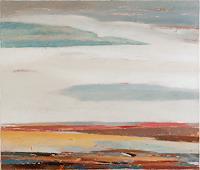 Kestutis-Jauniskis-Landschaft-Fruehling-Moderne-Abstrakte-Kunst-Action-Painting