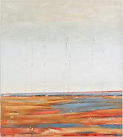 Kestutis-Jauniskis-Landschaft-Fruehling-Moderne-Abstrakte-Kunst