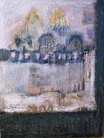 Josef-Fekonja-Abstraktes-Diverse-Bauten-Moderne-Abstrakte-Kunst