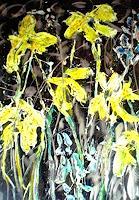 Josef-Fekonja-Abstraktes-Pflanzen-Blumen