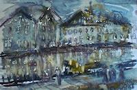 Josef-Fekonja-Abstraktes-Diverse-Landschaften