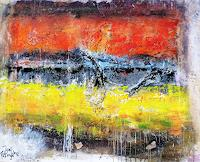 Josef-Fekonja-Abstraktes-Architektur-Gegenwartskunst-Gegenwartskunst