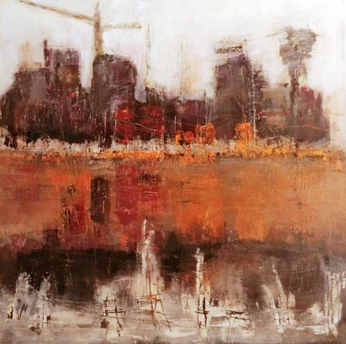 Josef Fekonja, ohne Titel, Abstraktes, Diverses, Gegenwartskunst