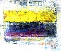 Josef-Fekonja-Abstraktes-Landschaft-Gegenwartskunst-Gegenwartskunst