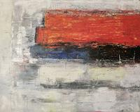 Josef-Fekonja-Landschaft-Abstraktes-Gegenwartskunst-Gegenwartskunst