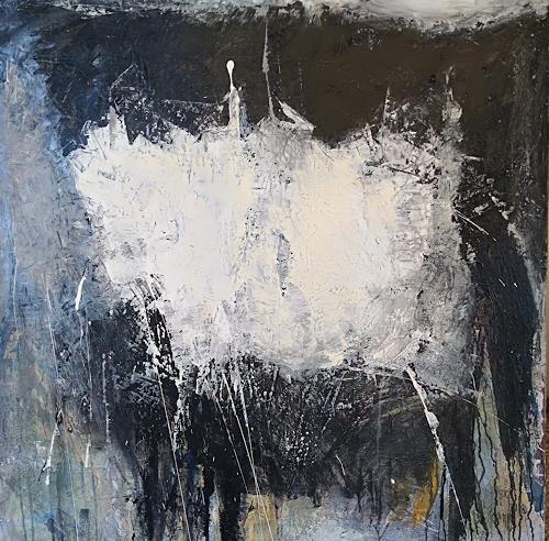 Josef Fekonja, Cleanleness, Abstraktes, Landschaft, Abstrakte Kunst
