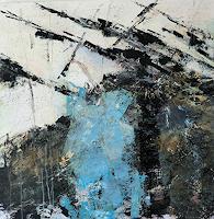 Josef-Fekonja-Abstraktes-Fantasie-Moderne-Abstrakte-Kunst