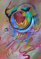 Marian-Czura-Abstraktes-Diverse-Musik-Moderne-Expressionismus-Abstrakter-Expressionismus