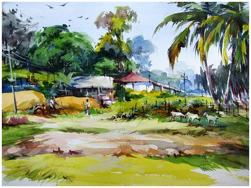 satheesh kanna, From my Native, Diverse Landschaften, Natur: Diverse, Expressionismus