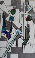 R. Farnsworth, Mosaik o.T.