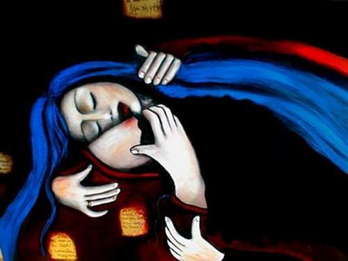 Esmeralda Deike, Yo sé como besas, Gefühle: Liebe, Menschen: Paare, Moderne