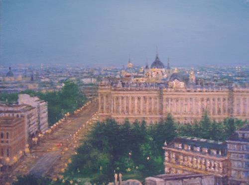 Celso Martinez Naves, Palacio Real (Madrid), Architektur, Diverse Bauten, Realismus