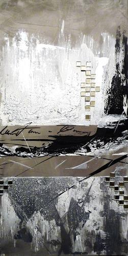 Petra Wendelken, Tagträume 2, Abstraktes, Abstrakte Kunst