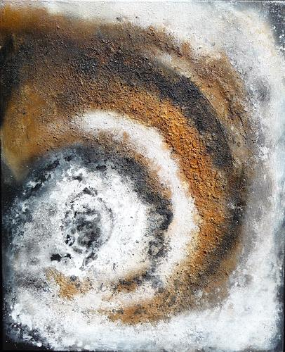 Petra Wendelken, Die Kraft des Seins, Abstraktes, Abstrakte Kunst