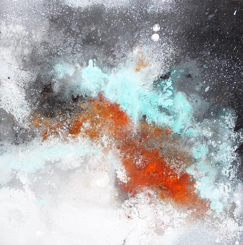 Petra Wendelken, Außerhalb der Zeit 3, Abstraktes, Abstrakte Kunst