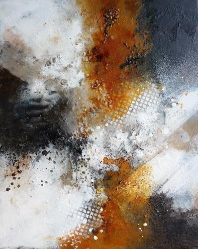 Petra Wendelken, Brüche, Abstraktes, Abstrakte Kunst