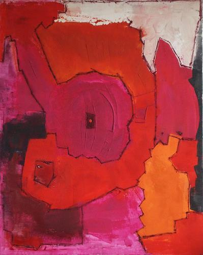 Iris Rickart, SaFaRI, Abstraktes, Abstraktes, Abstrakte Kunst