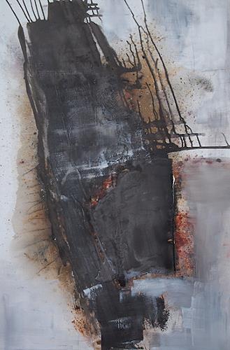 Iris Rickart, O/T, Abstraktes, Abstraktes, Moderne