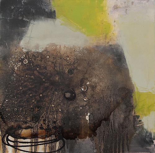 Iris Rickart, O/T, Abstraktes, Diverses, Abstrakte Kunst, Abstrakter Expressionismus