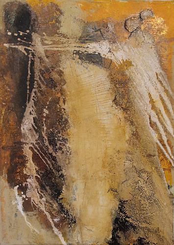 Iris Rickart, O/T, Abstraktes, Abstraktes, Informel