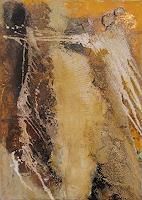 Iris-Rickart-Abstraktes-Abstraktes-Moderne-Abstrakte-Kunst-Informel