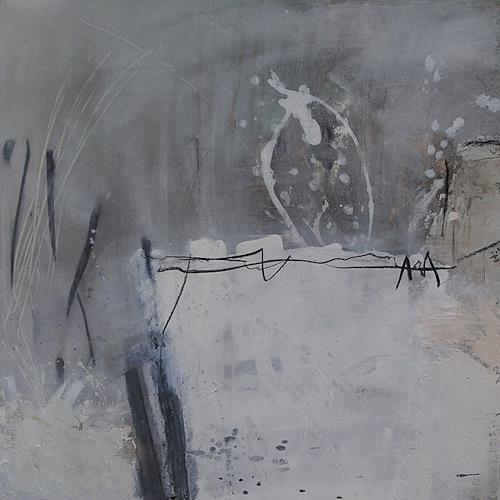 Iris Rickart, O/T, Abstraktes, Abstraktes, Abstrakte Kunst, Expressionismus