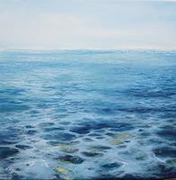 Christine-Oster-Natur-Wasser-Landschaft-See-Meer-Neuzeit-Realismus