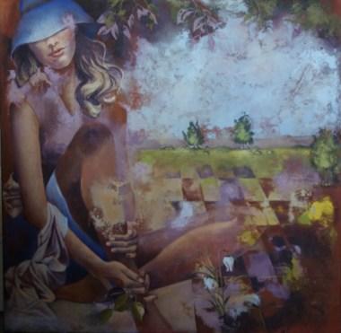 Kunst von Christine Oster