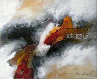 Michaela-Steinacher-Abstraktes-Moderne-Moderne